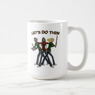 Christmas Brigade Mug