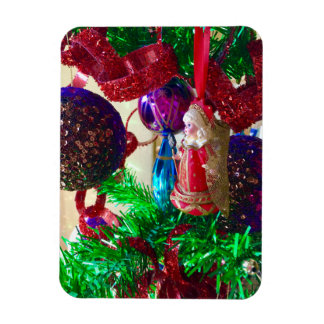 Christmas Bright & Beautiful Magnet