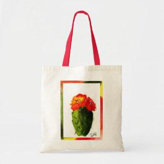 Christmas Cactus bag