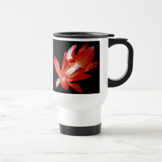 Christmas Cactus Merry Christmas Series Travel Mug