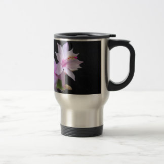 Christmas Cactus, photograph Travel Mug