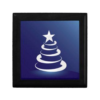 Christmas cake gift box