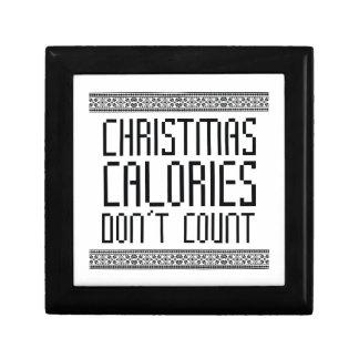 Christmas Calories Gift Box