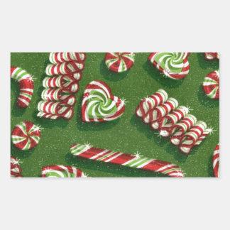 christmas candies sticker
