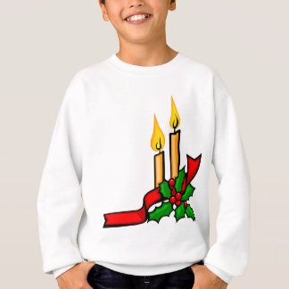 Christmas Candles Sweatshirt