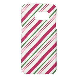 Christmas Candy Cane Samsung Galaxy S7 Case