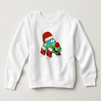 Christmas Car Cartoon Toddler Sweatshirt
