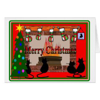 Christmas Card--Adorable design