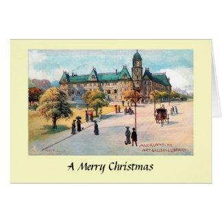 Christmas Card - Auckland, NZ