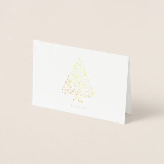 Christmas card Brilhoso