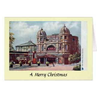 Christmas Card - Buxton, Derbyshire