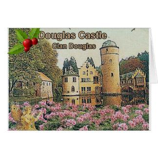 Christmas Card Clan Douglas