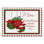 Christmas Card for Mom