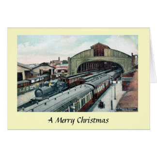 Christmas Card - Penzance, Cornwall