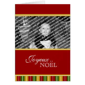 Christmas Card - Template