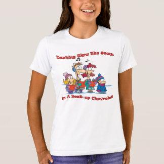 Christmas Carol Beat-Up Chevrolet T-Shirt