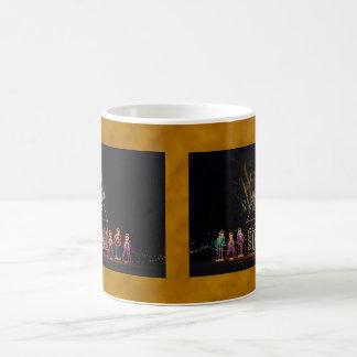 Christmas Carol Lights 2016 Coffee Mug