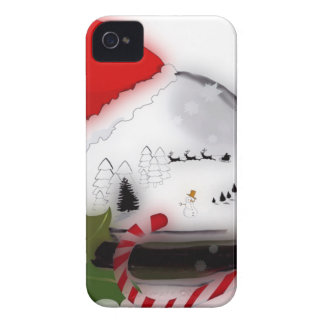 Christmas Case-Mate iPhone 4 Case