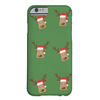 Christmas Case with Deers