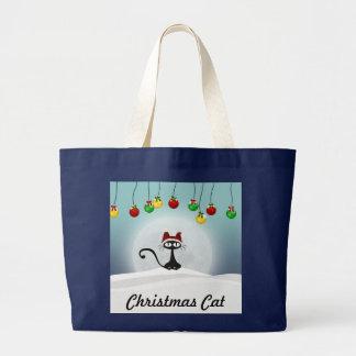 Christmas Cat Bag