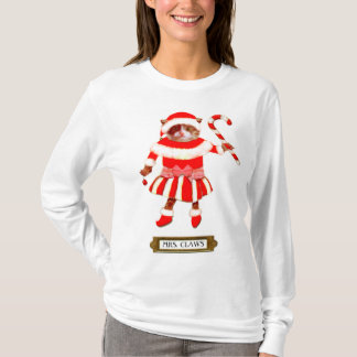 Christmas Cat-lover apparel T-Shirt