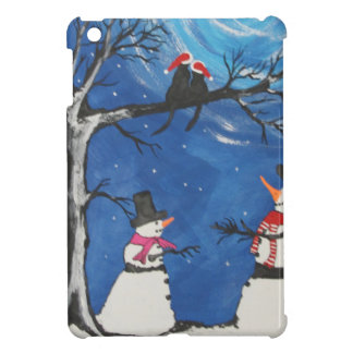 Christmas Cats In Love iPad Mini Case