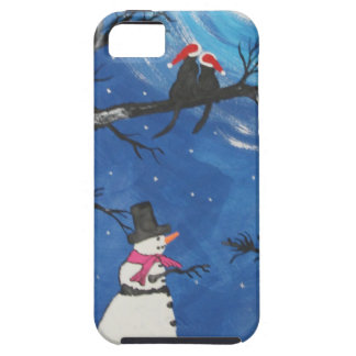 Christmas Cats In Love iPhone 5 Cover
