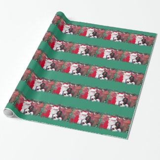 Christmas - Cavalier King Charles Spaniel - Spence Wrapping Paper