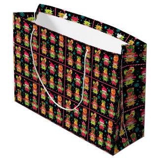 Christmas Character (European Flair) Gift Bag