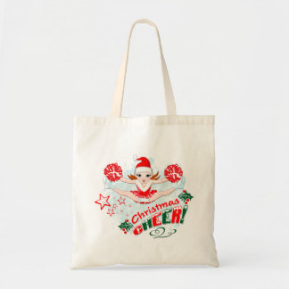 Christmas Cheer Budget Tote Bag