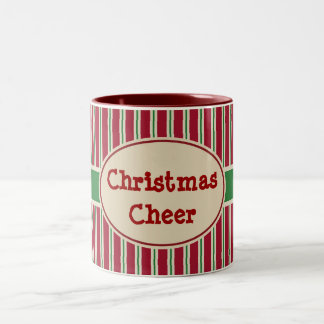 Christmas Cheer Holiday Coffee Mug Gift