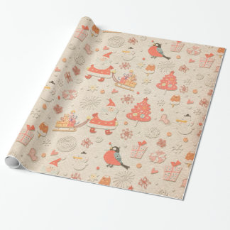 Christmas Cheer Wrapping Paper