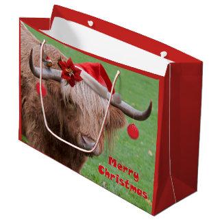 Christmas Chums Gift Bag