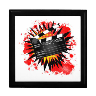 Christmas Clapperboard Gift Boxes