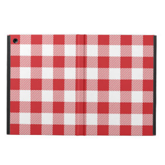 Christmas classic Buffalo check plaid pattern iPad Air Case