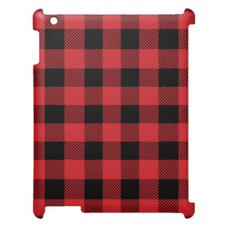 Christmas classic Buffalo check plaid pattern iPad Cases