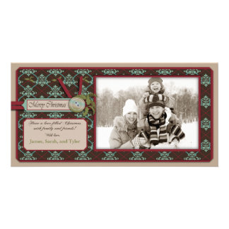 Christmas Classic Photo Card