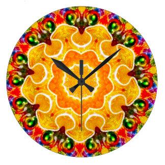 Christmas Clock Fractal