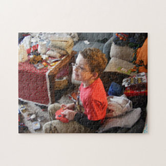 Christmas Clutter Jigsaw Puzzle