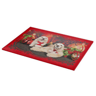 Christmas - Cocker - Toby, Havanese - Little T Boards