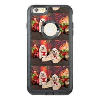 Christmas - Cocker - Toby, Havanese - Little T OtterBox iPhone 6/6s Plus Case