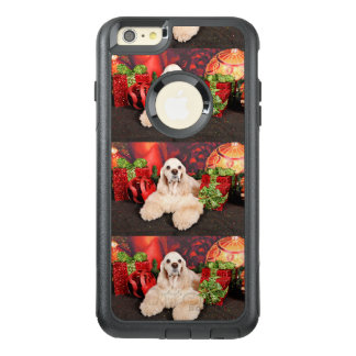 Christmas - Cocker - Toby, Havanese - Little T OtterBox iPhone 6/6s Plus Case