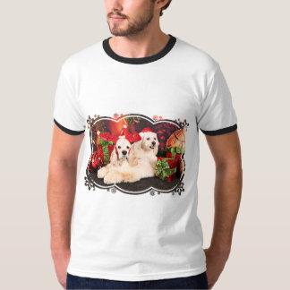 Christmas - Cocker - Toby, Havanese - Little T T-Shirt