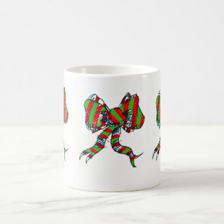 Christmas Coffee Mug - Bows