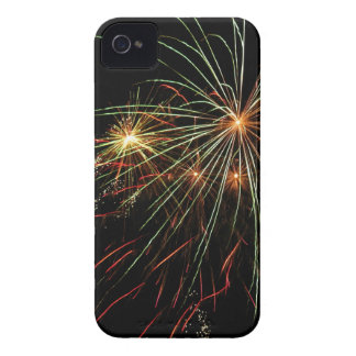 Christmas Colors iPhone 4 Case-Mate Case