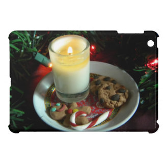Christmas Cookie Candle III Cover For The iPad Mini
