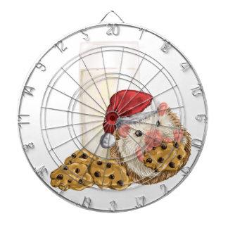 Christmas Cookie Hog Dartboard