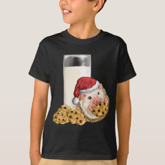 Christmas Cookie Hog T-Shirt