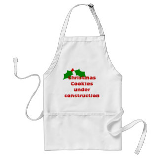 Christmas Cookies Apron