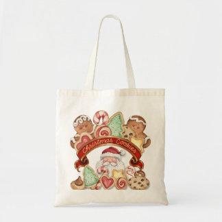 Christmas Cookies Gingerbread & Santa